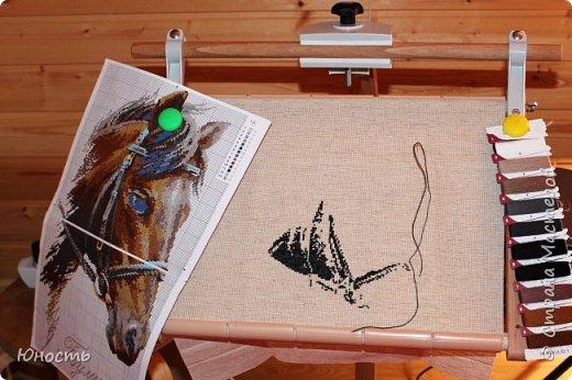 """Здравствуйте, дорогие рукодельницы! Я к вам снова с вышивкой. Оригинальные наборы от """"Риолис"""" Счетный крест. Канва лен. Нитки шерсть/акрил Размер каждой готовой работы 24х40 см фото 4"""