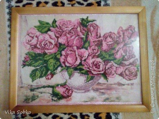 Картины бисером фото 2