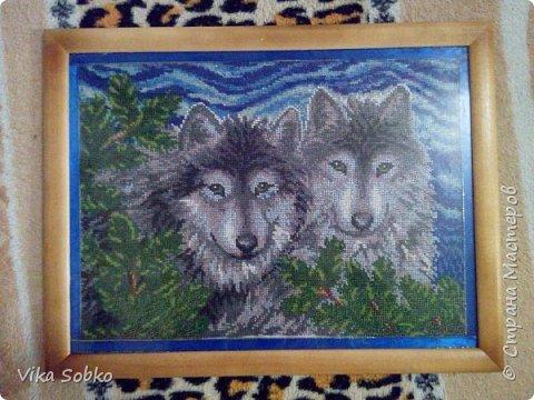 Картины бисером фото 1