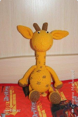 Зайчик в морковомобиле по описанию  Марины Чучкаловой фото 2