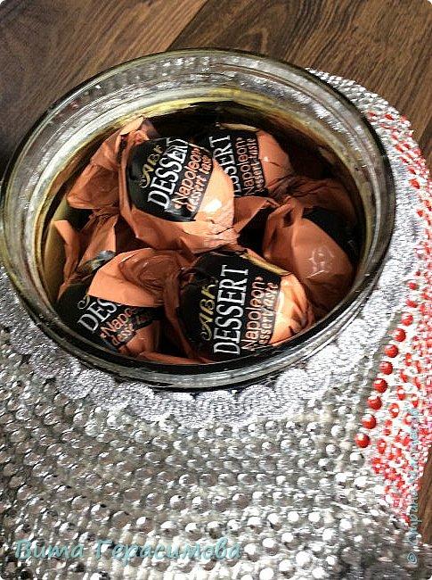 Вот такая слониха хранительница конфет  у меня получилась) фото 5
