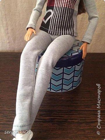 Костюм для куклы Бабри фото 2