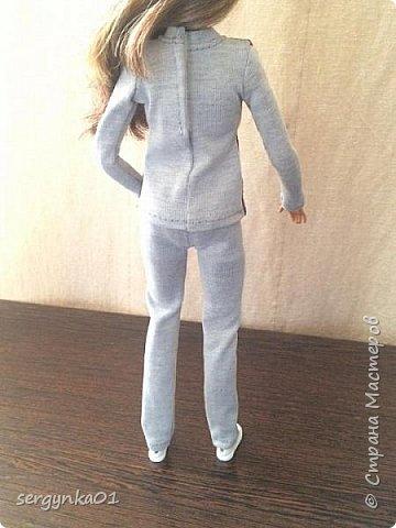 Костюм для куклы Бабри фото 4