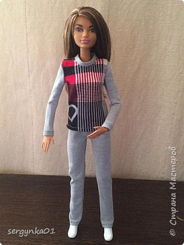 Костюм для куклы Бабри фото 3
