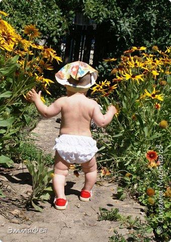 Трусики-шортики на подгузник для малышки фото 3