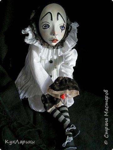 Добрый вечер. Я давно не делала кукол. И это тоже должна была быть не кукла. фото 2