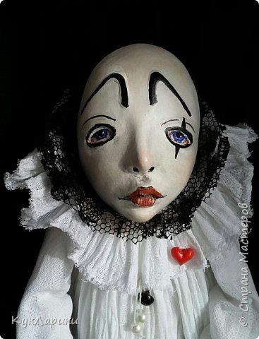 Добрый вечер. Я давно не делала кукол. И это тоже должна была быть не кукла. фото 3