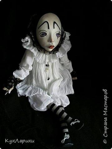 Добрый вечер. Я давно не делала кукол. И это тоже должна была быть не кукла. фото 4
