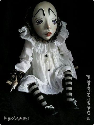 Добрый вечер. Я давно не делала кукол. И это тоже должна была быть не кукла. фото 5