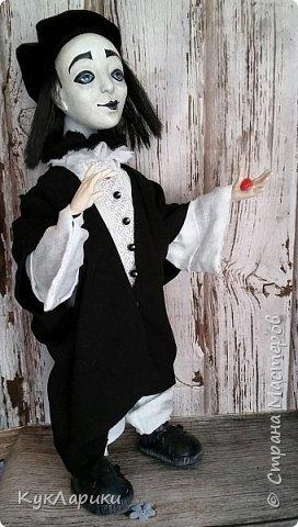 Добрый вечер. Я давно не делала кукол. И это тоже должна была быть не кукла. фото 8