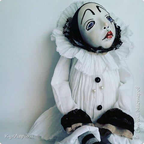 Добрый вечер. Я давно не делала кукол. И это тоже должна была быть не кукла. фото 7