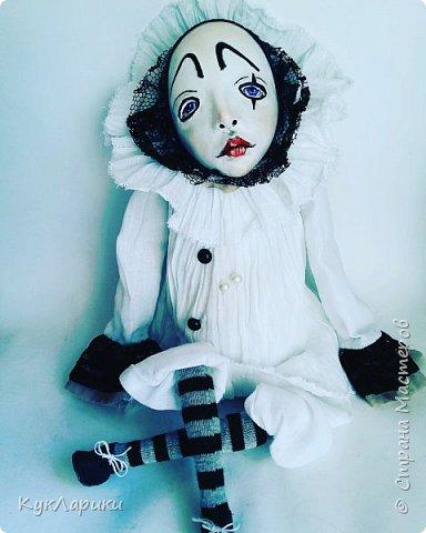 Добрый вечер. Я давно не делала кукол. И это тоже должна была быть не кукла. фото 6