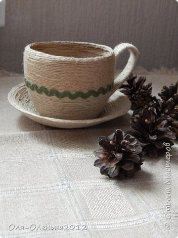 Здравствуйте,жители Страны Мастеров!Увидела я как-то чашки,сделанные Valeri http://stranamasterov.ru/user/170571 .Очень мне захотелось сделать чайную пару. фото 1