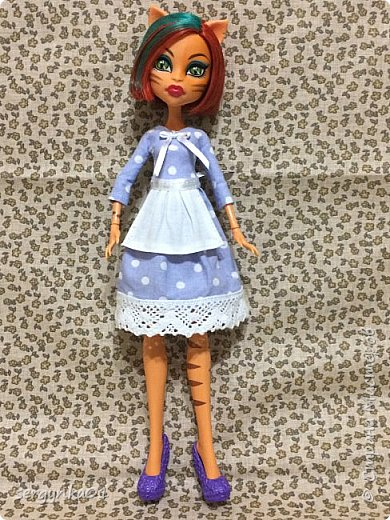 Платья для кукол Монстр Хай фото 1
