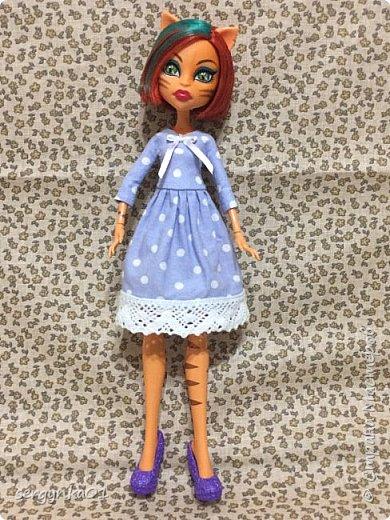 Платья для кукол Монстр Хай фото 3