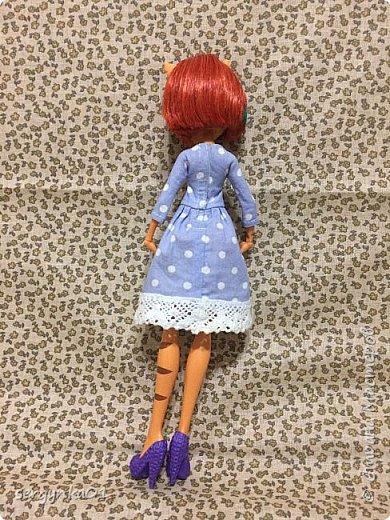 Платья для кукол Монстр Хай фото 4