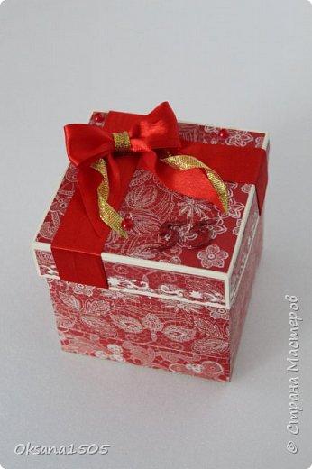 Представлю вашему вниманию подарочные коробочки - magic box фото 1