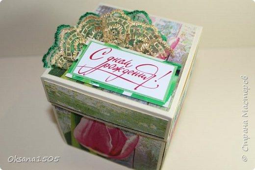 Представлю вашему вниманию подарочные коробочки - magic box фото 5