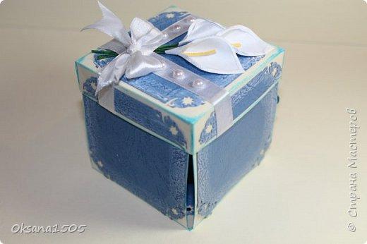 Представлю вашему вниманию подарочные коробочки - magic box фото 7