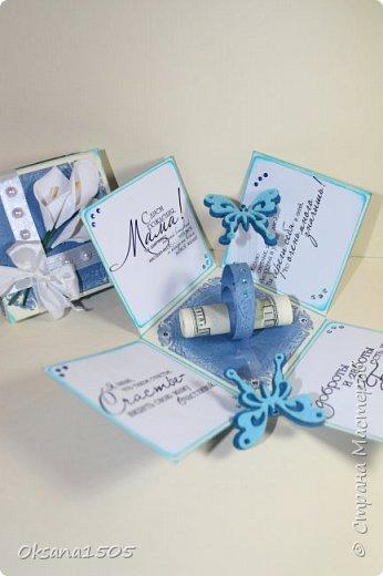 Представлю вашему вниманию подарочные коробочки - magic box фото 8