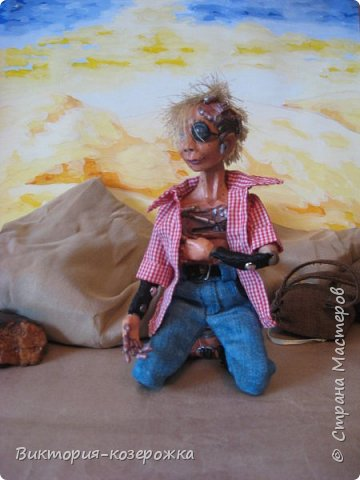 Всем самый самый добрый! Была у меня идея сделать куклу такую, с помощью которой можно было бы найти ответы на выматывающие вопросы и подумать, а может даже и пофилософствовать.И так появился Патрик. и как и подобает каждой кукле ручной работы у него есть своя история. И этой историей я делюсь с вами. Милости прошу в блог.    фото 6