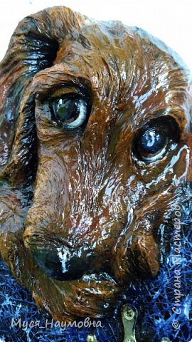 Среди моих знакомых есть любители собак,а посему захотелось порадовать их новогодним сувениром,заодно отдать дань моде... фото 10