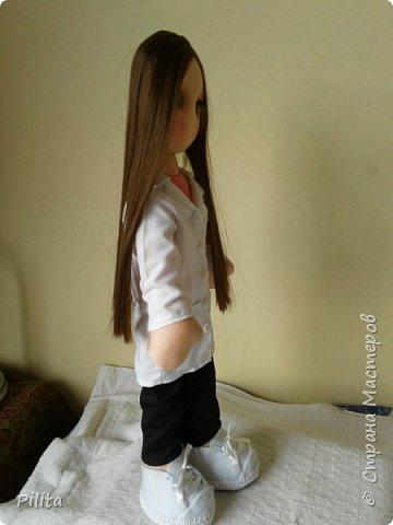 привет друзья! Я приношу вам новую куклу! для студента-медика ... это подарок от ее бойфренда. Он поставляется с учебником. Надеюсь, вам понравится! фото 3