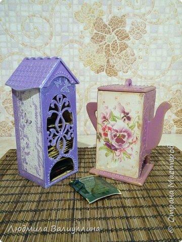 Чайные домики 2. фото 1