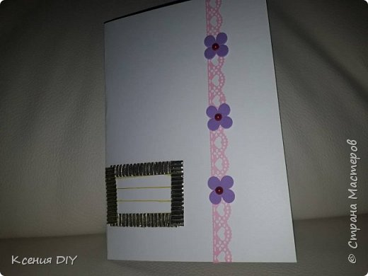 Простые открытки своими руками фото 3