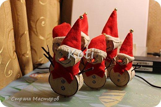 Хоть сейчас все уже занялись подготовкой к Новому году, в том числе и я, но хочется поделиться осенними дарами и композициями из них.  фото 18