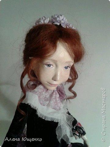 Познакомьтесь, девочка с улыбкой Моны Лизы. фото 1