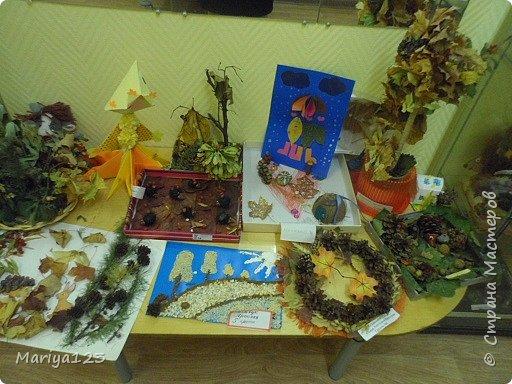 Добрый день всем- всем!! Предлагаю посетить выставку творческих работ детей и родителей нашего детского сада. фото 1