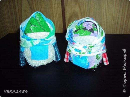 Добрый день!   Принимайте наших куколок Зернушку и Богача, изготовленных детьми с большой любовью. фото 3