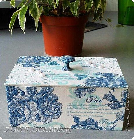 Нежная шкатулочка для дорогой подружки в День рождения. фото 3