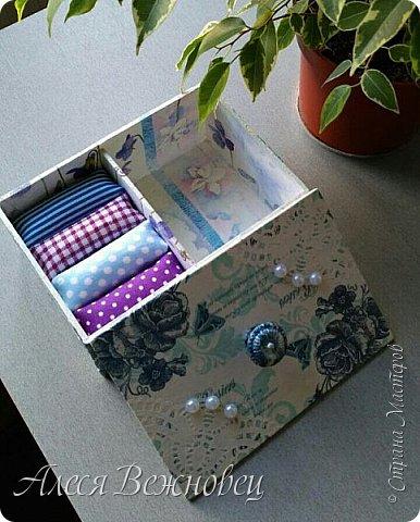 Нежная шкатулочка для дорогой подружки в День рождения. фото 2
