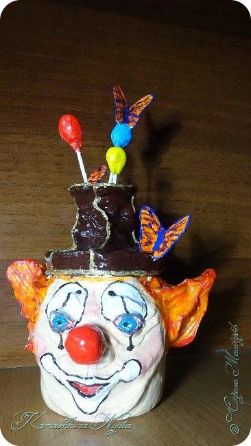 """Счастливая баночка """"Клоун"""" фото 1"""