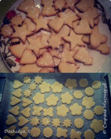 Рецепт печенья искала долго, но нашла тот, который нравится моей семье) Рецепт легок в приготовлении и с 1 порции получается хороший выход печенья.
