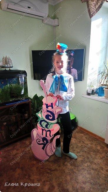 Неделя подготовки и Вуа-ля! Декор для фотоссесии из сказки Алиса в Стране чудес! фото 3