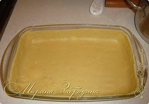 Здравствуйте! Поделюсь быстрым рецептом вкусного пирога с цитрусовой начинкой. фото 3
