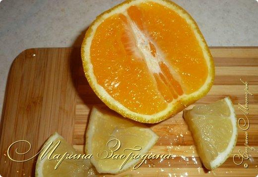 Здравствуйте! Поделюсь быстрым рецептом вкусного пирога с цитрусовой начинкой. фото 4