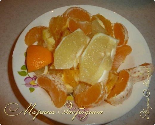 Здравствуйте! Поделюсь быстрым рецептом вкусного пирога с цитрусовой начинкой. фото 5