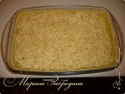 Здравствуйте! Поделюсь быстрым рецептом вкусного пирога с цитрусовой начинкой. фото 7