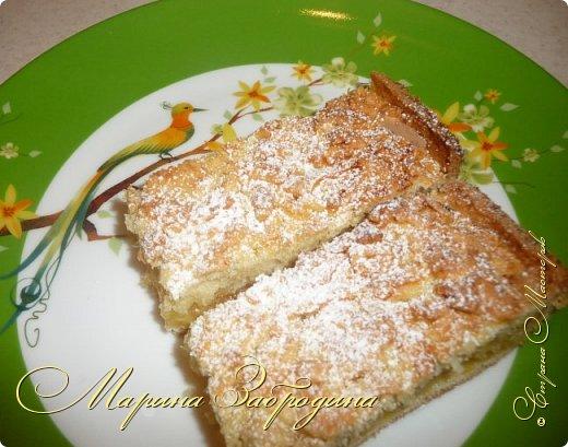 Здравствуйте! Поделюсь быстрым рецептом вкусного пирога с цитрусовой начинкой. фото 14