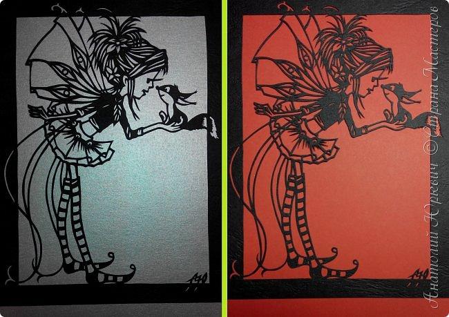 """- Всем добрый день! Вашему вниманию новая открытка которая порадует не только детей, но и взрослых. - Эскиз был выполнен, изменён и доработан под """"вырезалку"""" по работе детского художника-иллюстратора Марины Федотовой. - Размер 12х16см.(Как всегда) фото 12"""