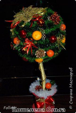 Скоро Новый год! Решила задуматься о подарках заранее. Снеговик в скульптурно-текстильной технике. фото 8