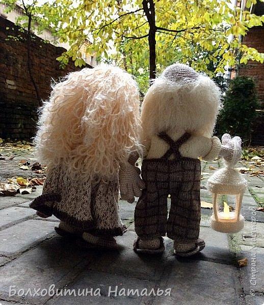 Домовички-Хранители с фонариками фото 9