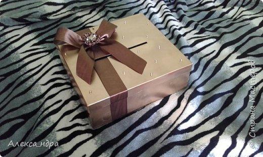коробка для голосования на выпускной вечер