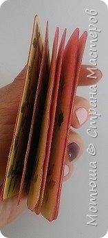 """""""Утро в лесу"""" -под таким """"кодовым"""" названием моя вторая серия) Вдохновила меня  салфетка, с такими чудесными филинами (мне , кажется, что это они)))  Карточки в технике декупаж.  фото 5"""