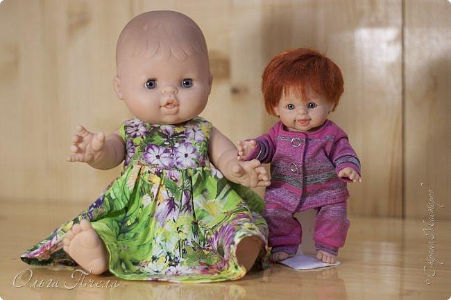 Малышки Горди и Инес фото 1