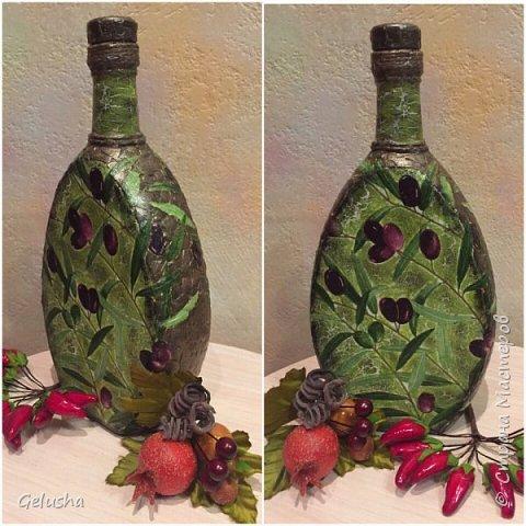 Пара бутылочек для масел. фото 3